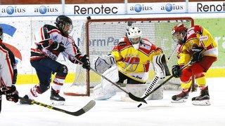 Hockey: l'Etat du Valais veut aider les clubs au niveau de la relève