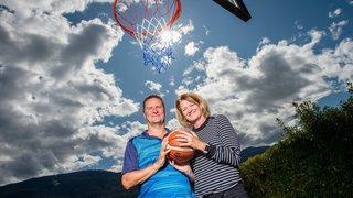 Les époux Zumstein, liés par le basket et passionnés par les gens