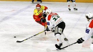 Hockey: Sierre n'a pas été récompensé de ses efforts face à Olten