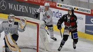 Hockey: Viège conclut face à La Chaux-de-Fonds une semaine idyllique