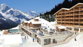 Hérémence: nouveau départ pour le Dixence Resort