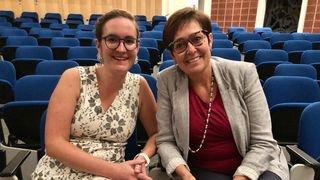 Fédérales 2019: les coprésidentes de Solidarité Femmes dévoilent leur Smartvote