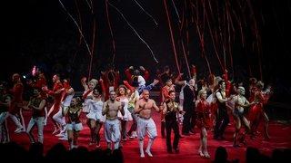 Sion: 100 ans pétillants pour le cirque Knie!