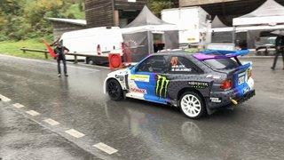 Rallye international du Valais: Ken Block, le roi du drift débarque sur les routes valaisannes