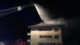 Saxon: 3 ans de prison pour avoir bouté le feu à son logement