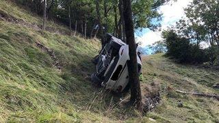 Un automobiliste perd la vie à Ausserberg