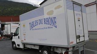 Gala caritatif en faveur des Tables du Rhône au Crochetan