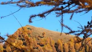 Des randonnées en montagne pour s'imprégner des couleurs de l'automne à Ovronnaz