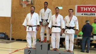 Collombey-Muraz se distingue aux championnats valaisans de judo