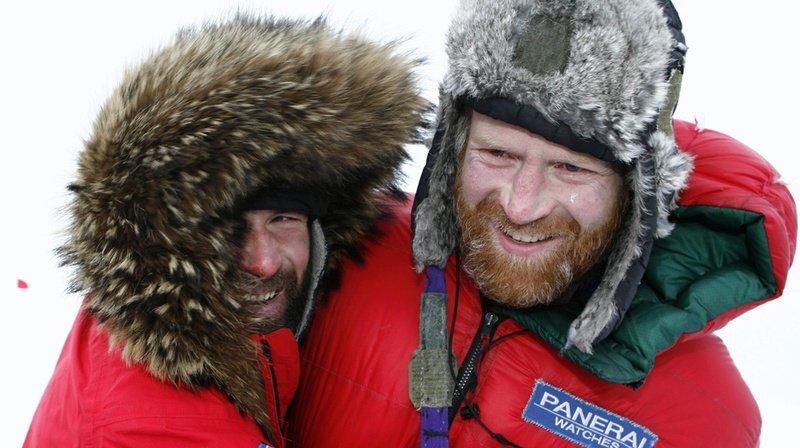 L'explorateur suisse Mike Horn, à bout de force, poursuit son expédition sur l'Arctique