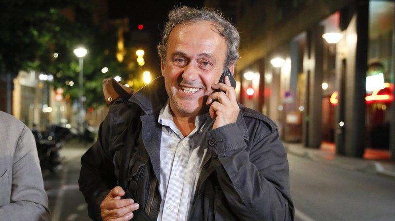 Elu à la présidence de l'UEFA en 2007, Michel Platini a été suspendu en octobre 2015 par la justice interne de la FIFA.