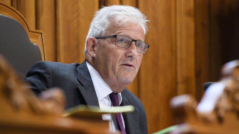 Hans Stöckli qui entame sa troisième législature dans cette Chambre veut représenter la force bilingue sous la Coupole fédérale.