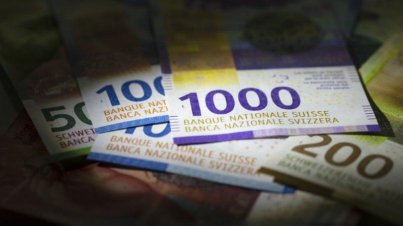 La fortune des 300 plus riches de Suisse a augmenté de 27 milliards de francs en 2019