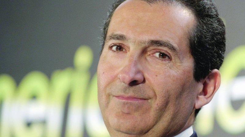 Patrick Drahi est l'homme le plus riche du Valais. En une année, sa fortune a crû de 4,7 milliards.
