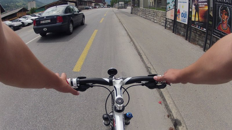 De nombreux projets devraient changer la vie des cyclistes sédunois.
