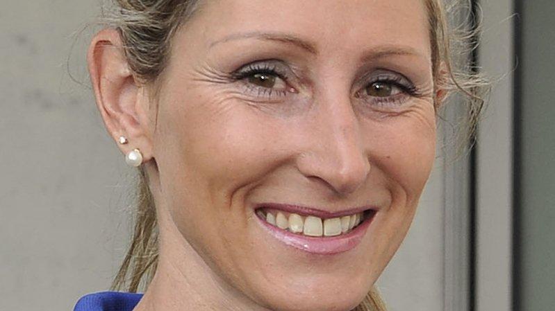 Violaine Grau quittera ses fonctions au 30 juin 2020. Sacha Bittel/a