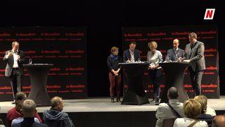 Fédérales 2019: le débat du deuxième tour dans la course au Conseil des États du Nouvelliste