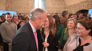 Vaud: Olivier Français (PLR) et Adèle Thorens (Verts) aux Etats