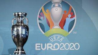 Football – Euro 2020: un million de billets en vente dès le 4 décembre