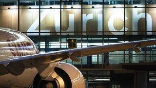 Transport aérien: l'aéroport de Zurich réprimandé par l'Ofac à cause de ses taxes
