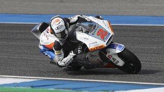 Moto2 - GP: le Zurichois Jesko Raffin crée la surprise lors des essais