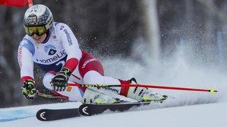 Ski alpin: Wendy Holdener éliminée du slalom de Killington