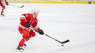 Hockey: le HCV Martigny tient à sa première place au terme de la saison régulière