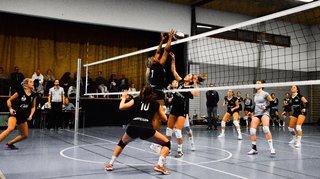 Victoire pour Rhône Volley, défaite pour Fully