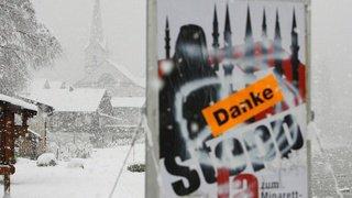 Il y a 10 ans, les Suisses interdisaient la construction de minarets