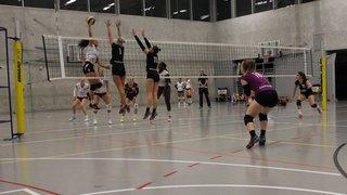 Martigny et Rhône Volley rentrent bredouilles de leurs matchs de championnat, mais Rhône Volley continue en Coupe