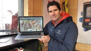 Une application dédiée à la prévention des avalanches présentée à Verbier