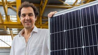 Jacques Bonvin, l'art de faire rayonner l'énergie solaire
