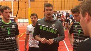 Volleyball: Alexandre Peytchev est à la tête de cinq équipes valaisannes