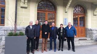 Saint-Gingolph et Port-Valais: vers un service technique commun
