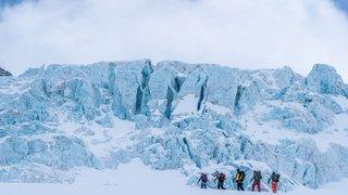 «Shelter», un film de snowboard où la montagne l'emporte sur la performance