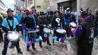 La tradition carnavalesque du 11 du 11 à 11h11 de nouveau respectée en Valais