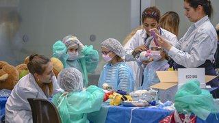 Martigny: le salon Planète santé ouvre ses portes