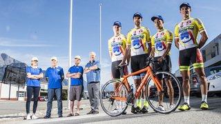 Cyclisme: Jonas Döring s'impose au sprint lors de la 7e étape du Tour du Burkina Faso
