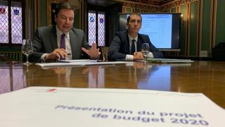 Sion: un budget équilibré malgré une chute des recettes fiscales