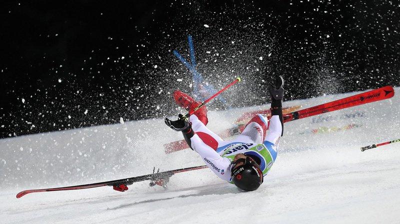 Ski alpin: blessé, Mauro Caviezel doit renoncer aux descentes de Bormio