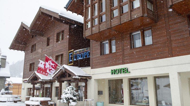 Zinal: comment une société composée d'acteurs locaux a sauvé plusieurs hôtels de la vallée
