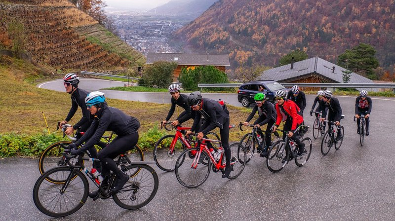 Cyclisme: le peloton du Tour de Romandie risque de maudire le Valais