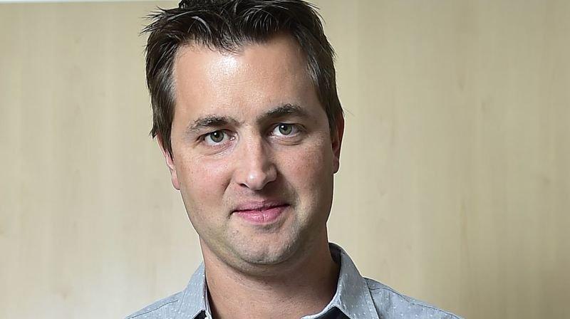 Le nouveau directeur de Rhône FM Sébastien Rey est notamment connu pour son émission culinaire sur la RTS.