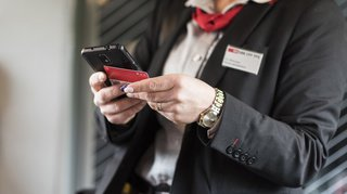 CFF: des contrôleurs de trains veulent anonymiser leurs badges