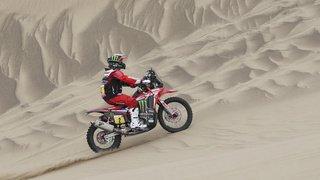 Dakar 2020: le motard portugais Paulo Gonçalves se tue en Arabie saoudite