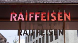 Un ex-employé de la Raiffeisen de Chermignon condamné à 22 mois de prison avec sursis