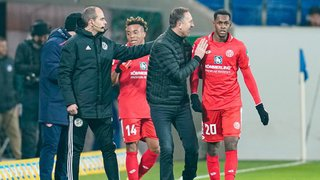 Football: la surprenante mutation d'Edimilson Fernandes à Mayence