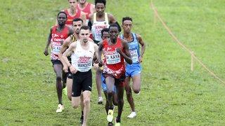 Championnat d'Europe de cross: le Genevois Julien Wanders rate le podium pour 4 secondes
