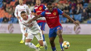 Super League: le FC Bâle donne une leçon de football au FC Sion
