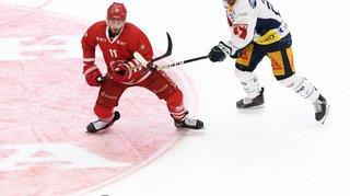 Hockey: les tops et les flops des Valaisans